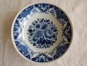 Delfts Blauw Wandbord Ø18 cm