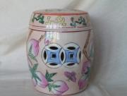 Chinese Pot met Deksel 16 cm. hoog